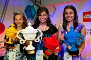 Lauréates concours Google