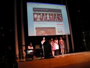 La présentation du blog par les rédactrices en chef de Allez Les Filles! Osez Les Sciences!