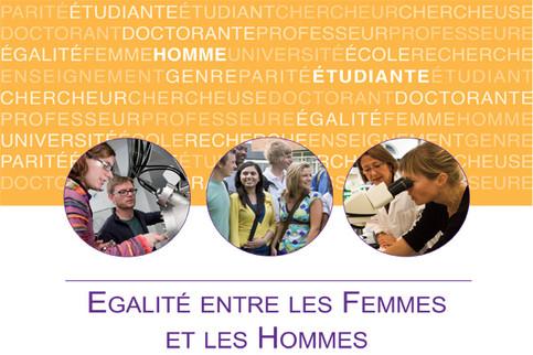 en marche vers l'égalité réelle dans les universités et le monde de la recherche