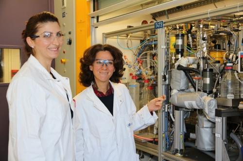 La femme scientifique de l'année 2014, lauréate du Prix Irène Joliot-Curie